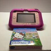 Vtech Innotab 2s Touch Learning Tablet System Doc Mcsnug And Hello Kitty Games 2