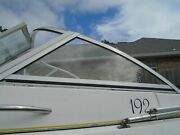 Proline 192 Boat Port Side Windshield Only This Piece