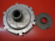 Nos Oe Gm 53-56 Powerglide Transmission Low Sun Gear And Clutch Flange 025 Stamp