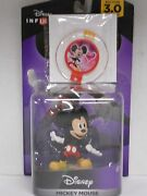 Disney Infinity Power Disc King Mickey Kingdom Hearts Costume D23 Expo Exclusive