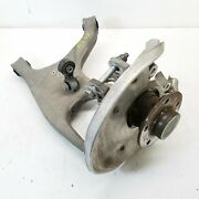 2014 09-16 Audi A4 Fwd Rear Right Knuckle Spindle Hub Control Arm Assembly Oem