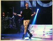 Ricky Martin Autographed Photo Signed 11x14 1 Singer Musician