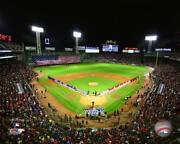 Fenway Park Boston Red Sox 2018 Ws Gm 1 Licensed 8x10 Photo Licensed