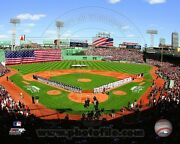 Fenway Park Historic 100th Anniversary 2012 Opening Day 8x10 Photo