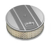 Holley Hl120-159 Air Filter Assembly Vintage Series Round 14 In. Diameter Na
