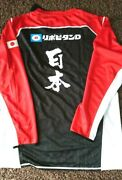 Limited 2019 Rugby World Cup Japan National Team Long Sleeve Training Jersey 5l