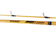 Sabre Pro Stroker Classic Freshwater Spinning 7'6 2 Piece Fishing Rod Sc75