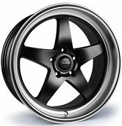 Alloy Wheels X 4 19 Bpl Dare F7 For Renault Trafic Traffic Peugeot Boxer 5x118
