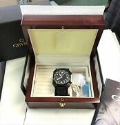 Menand039s Gevril Gv2 Limited Edition Submarine Watch 220/500 Ref 4501