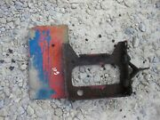 Ford 601 Workmaster Tractor Gas Tank Mounting Bracket 601 Wm