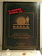 The U.n.c.l.e. Technical Manual, Volume 2, Glenn A. Magee, Man From Uncle