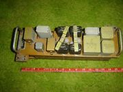 Vintage Computer Relay Rack Military Air Force Missile Launcher Re210/msq-1a