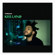 58660 The Weeknd Starboy Kiss Land Rap Music Decor Wall Print Poster