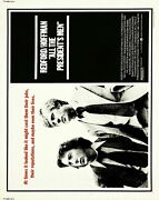 74414 All The Presidents Men Movie 1976 Robert Redford Decor Wall Print Poster