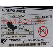 1pc Used Sgmg-1aa2ac Tested In Good Condition Fast Delivery Ys9t