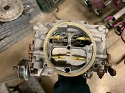 1965 Chevrolet And Corvette Carter Afb Carb 3721sa Dated E4 Restored