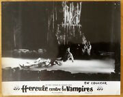 Hercules In The Haunted World - French Lc Bava Lee Vampire Ercole Al Cent