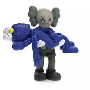 Kaws Gone Figure Brown Brand New In Box 100 Authentic