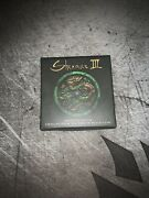 Shenmue Iii 3 Dragon/phoenix Mirror Medallion. Coin Only - No Game.
