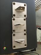 3 Boat Deck Mount For Dinghy Stainless Steel