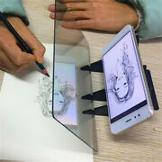 Optical Led Tracing Drawing Board Light Image Copy Pad Art Projector Painting To