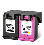 Compatible Ink Cartridges Hp301 Hp 301 Xl Black/colours To Unit By Lot