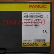 1pc Used Fanuc A06b-6088-h222h500 Tested In Good Condition Fast Delivery