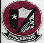 Theatre Made Us Navy Vf-201 Squadron Patch