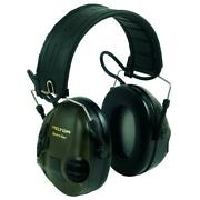 Sporttac Electronic Hearing Protection By Peltor Hearing Protection