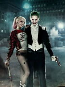 61651 X Suicide Squad The Joker V Harley Quinn Wall Print Poster Affiche