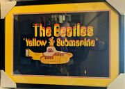 The Beatles Yellow Submarine Original Concept Artwork From King Features Synd.