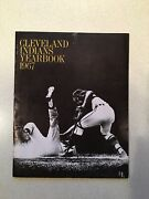 1967 Cleveland Indians Yearbook