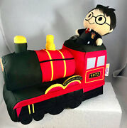 Hallmark Itty Bittys Harry Potter In Hogwarts Express Train Plush Nwt Sold Out