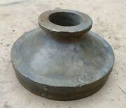 1911 1912 Model T Ford Steering Column Brass Top / Gear Cover Original Early