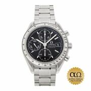Omega Speedmaster Automatic Date Ref.3513.50 Stainless Steel Menand039s Watch [b1211]