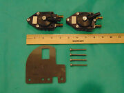 Johnson-evinrude 35hp 1990and039s Era Fuel Pump Assembly Port And Stbd