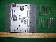 Mercury-mariner 135-150hp Mounting Plate Assembly From Ignition Components