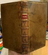 1732 Isaac Watts 'doctrine Of The Passions' Fine Binding. Christian / Theology