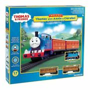 Bachmann Trains Thomas With Annie And Clarabel Electric Train, Ho Scale | 642-b