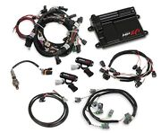 Holley Efi 550-628n Ti-vct Capable Hp Efi Kit Fits 11-17 F-150 Mustang