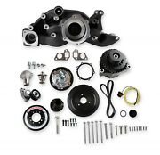 Holley Performance 20-182bk Mid-mount Complete Race Accessory System