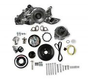 Holley Performance 20-182p Mid-mount Complete Race Accessory System
