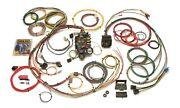 Painless Wiring 20101 24 Circuit Classic-plus Customizable Chassis Harness
