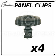 Panel Clips Cowling Vw Passat 2000/audi A4 Pack Of 4 11508 In Plastic Bag