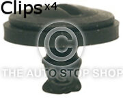 Panel Clips Cowling Audi A4/audi A6 Pack Of 4 Part 11508au In Plastic Bag