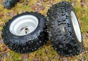 Craftsman 536.881230 Snowblower Wheels And Tires 16 X 6.50 X 8 584633 1233 Sears