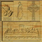 New Cd Over 100 Religious Patterns For Sears Craftsman Compucarve Carvewright