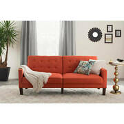 Better Homes And Gardens Porter Fabric Tufted Sofa Bed Multiple Colors
