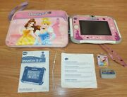 Genuine Vtech Innotab 3s Royal Princess Edition Game Tablet With Case Read