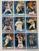 2019 Topps On-demand Mini Blue Parallel /10 You Pick Alonso Acuna +